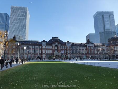 171207-東京駅行幸通り (6)