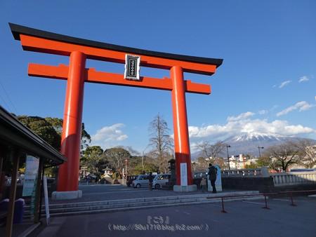 180110-富士山本宮浅間大社 (2)