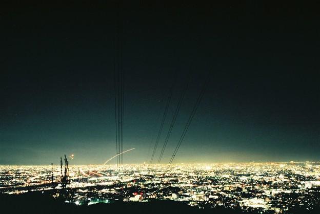フィルムカメラ夜景その1