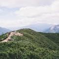 Photos: 遠くに焼岳 フィルムカメラ