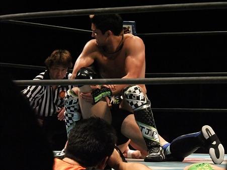 新日本プロレス BEST OF THE SUPER Jr.XVIII 〜Bring it on!〜 ディファ有明 20110528 (24)