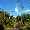写真: JR西日本・三江線、長谷駅