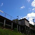 写真: JR西日本・三江線、伊賀和志駅