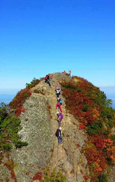 日本の山 アドバンストコース 八海山・八ツ峰縦走 (14)