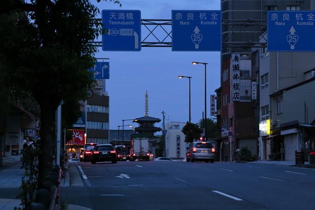 大阪・天王寺七坂30