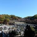 写真: 柚木城跡