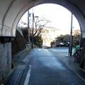 写真: 坂本隧道