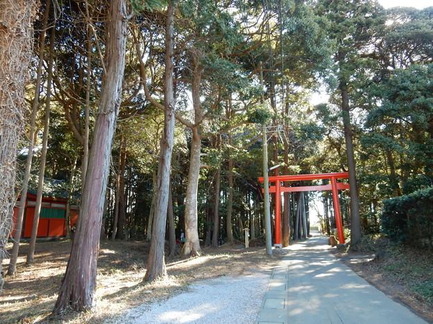 写真: 戸隠神社