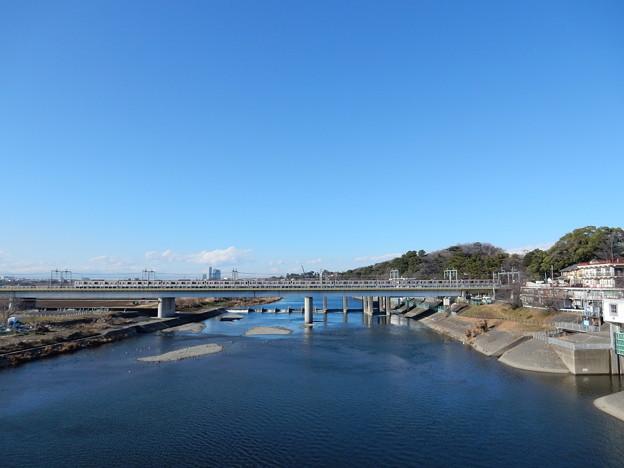 丸子橋から