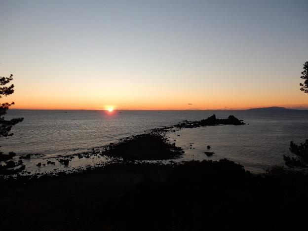 真鶴岬と三ツ石