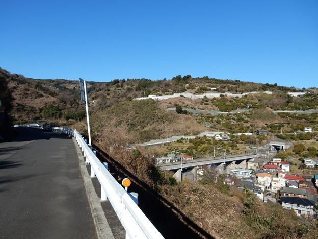 ここも新幹線