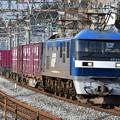 貨物列車 (EF210-17)