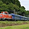 総武本線開業120周年記念号 下り (DE101604)