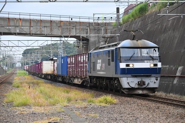 貨物列車 (EF210-171)
