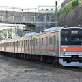 写真: 武蔵野線普通列車