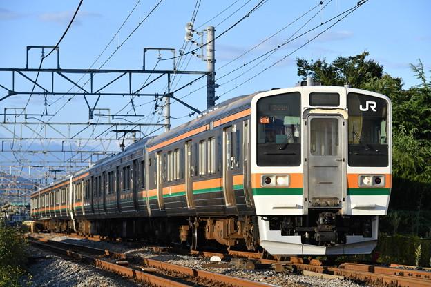 上越線 普通列車 744M
