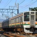 Photos: 上越線 普通列車 744M
