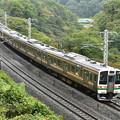 Photos: 上越線 普通列車 727M (211系)