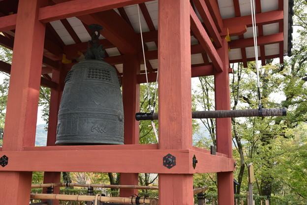 写真: 平等院の鐘