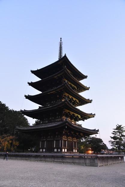 奈良、興福寺