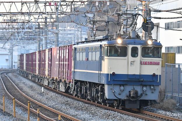貨物列車 (EF652139)