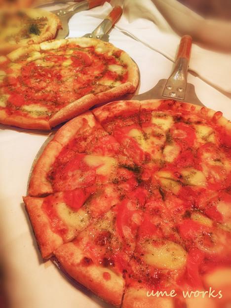 ピザはお好きですか?