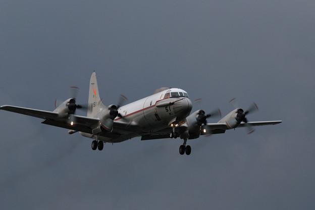 第511飛行隊 UP-3C試験評価機#9151