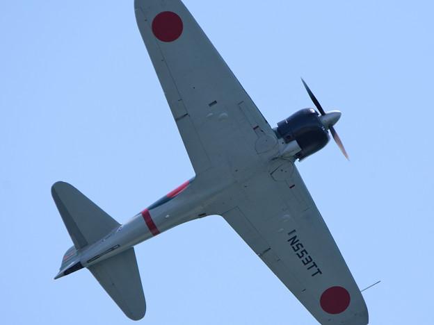 写真: 零式艦上戦闘機二二型 -1