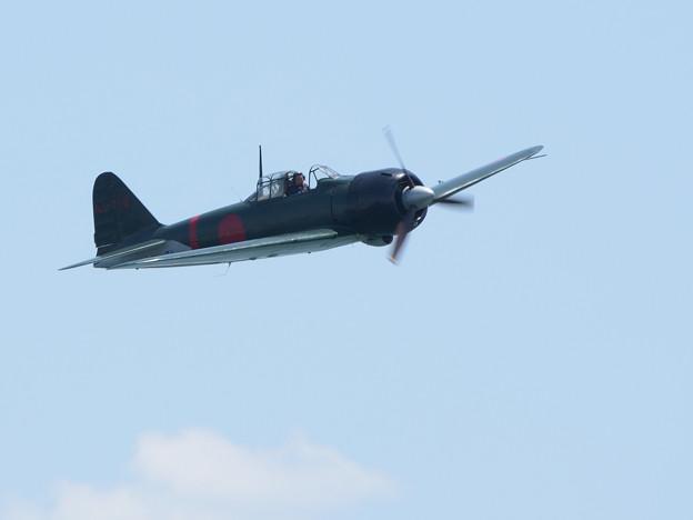 写真: 零式艦上戦闘機二二型 -8