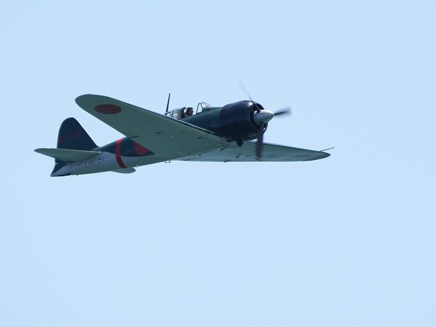 写真: 零式艦上戦闘機二二型 -9