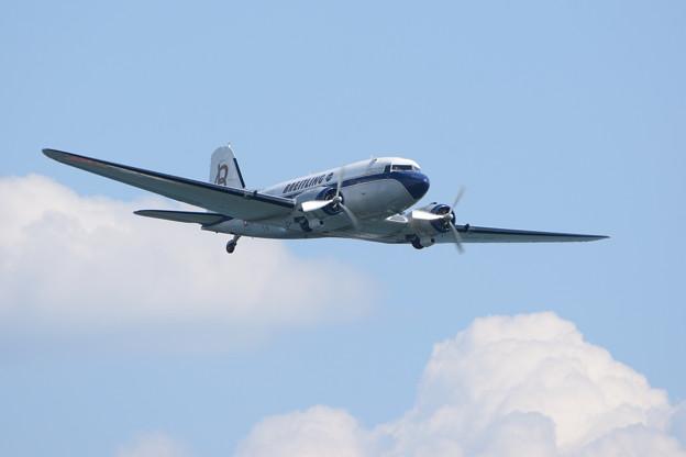 写真: ブライトリング DC-3A  -3