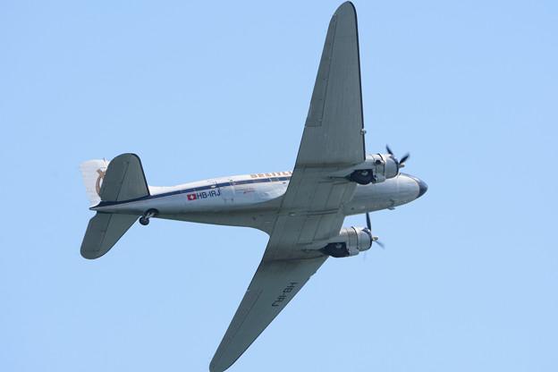 写真: ブライトリング DC-3A  -5