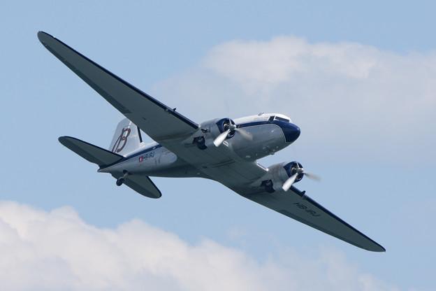 写真: ブライトリング DC-3A  -7