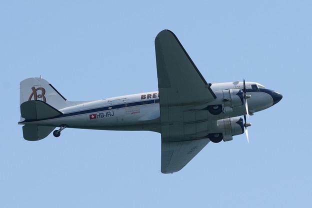 写真: ブライトリング DC-3A  -10