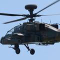 写真: AH-64D -7