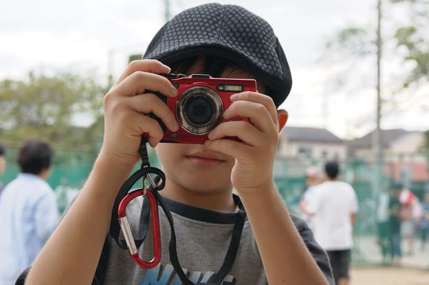 未来のカメラマン