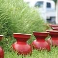 Photos: 壺型埴輪