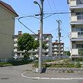 Photos: 下野幌団地P1010090