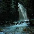 写真: 雄飛の滝
