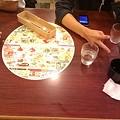 写真: まだ残っている味噌汁