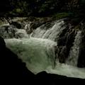 照葉峡渓流13