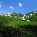 栂池高原よりの白馬連峰1