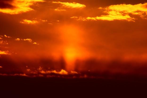 夕方光芒2