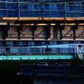 写真: 新橋建設 9 色温度