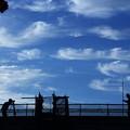Photos: 天空の作業