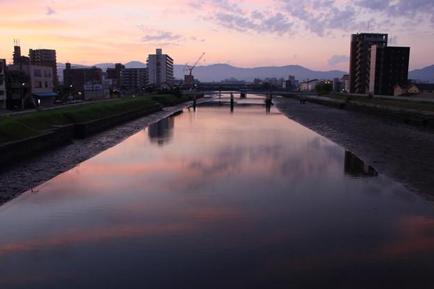 Photos: 川に戻る