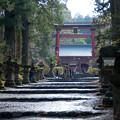 写真: 北口本宮富士浅間神社への参道