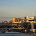 写真: 浅草の橋