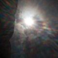 Photos: 太陽光線