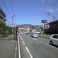 横浜市青葉区 たちばな台二丁目バス停
